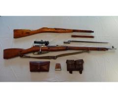 Mesterlövész puska