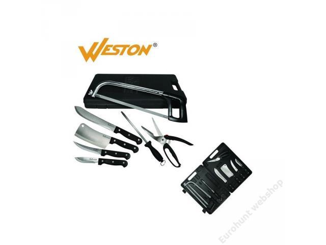 WESTON 10 db-os zsigerelő készlet