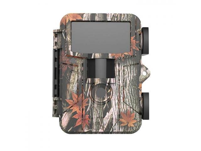 SnapShot Mini Black 12 MP HD terepszínű