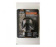 Elektromos fülvédő / Fültok