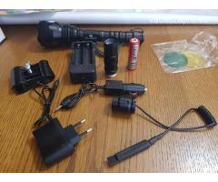 Olight fegyver/vadászlámpa