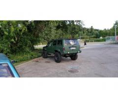 Jeep Cherokee 2.5td vadàszautò