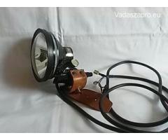 Heliator lámpa pótégővel