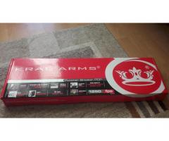 Kral Puncher Breaker 5,5mm bllpup légpuska + PCP pumpa