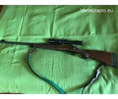 Kiváló állapotú Remington golyós fegyver