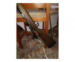 Használt golyós fegyver