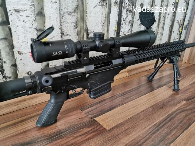 Ruger precision rifle. 243