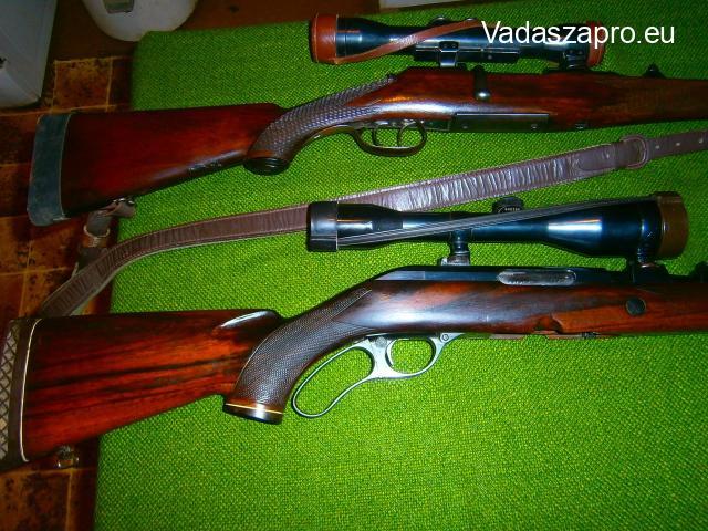 Vadászfegyverek eladók