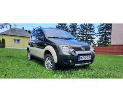 Fiat Panda cross 4x4 1.3 td