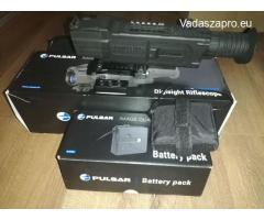 Pulsar Digisight N970 + weaver gyári szerelék + EPS 5 külső akkumlátor