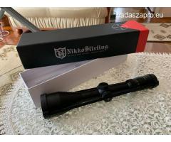 Nikko Stirling Metor 3-12x56 RG 4DOT világítópontos céltávcső