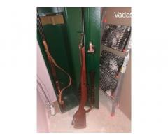 Golyós és sörétes puska