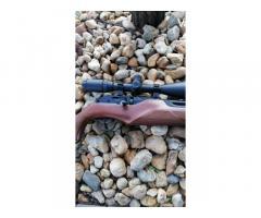Walther Maximator PCP Legpuska 5.5mm + Celtavcsö