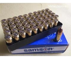 Samson Izraeli IMI 9 mm lőszer